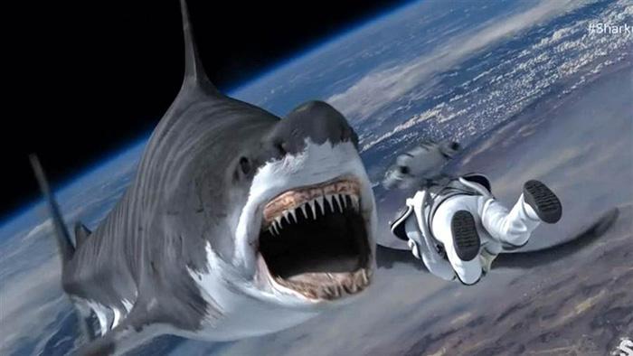Sharknado, la mejor/peor película de desastres 2