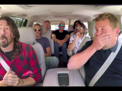 Foo Fighters en el Carpool Karaoke