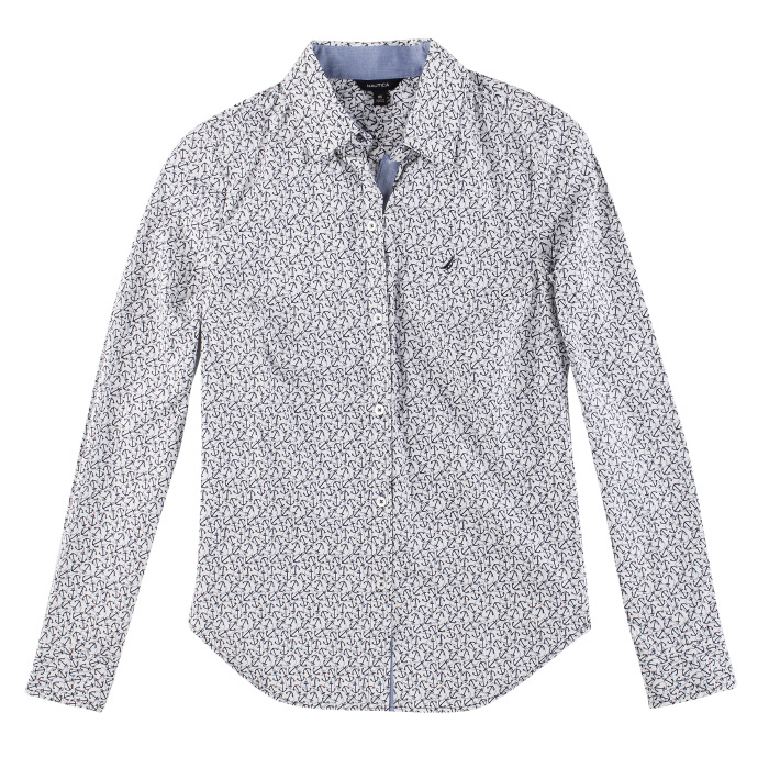 La imprescindible blusa de primavera 2