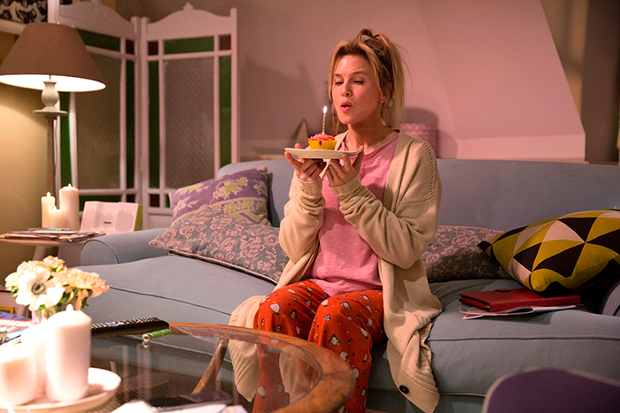 "Las Escenas: Bridget Jones bailando ""Jump around"" 1"