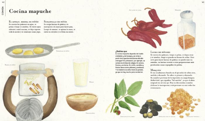 Chile en dibujos: Una guía ilustrada para recorrer el país 2
