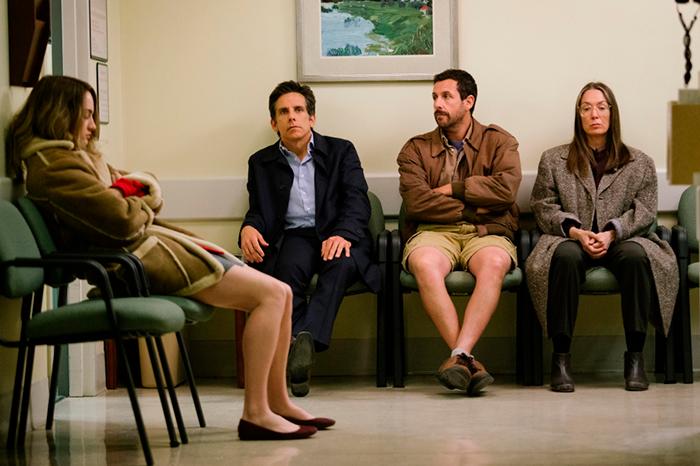 The Meyerowitz Stories: La nueva película de Netflix 1