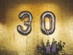 cumplir 30