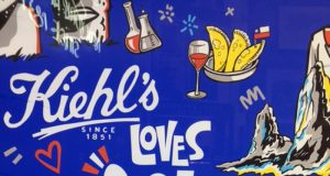 Kiehl's loves Chile