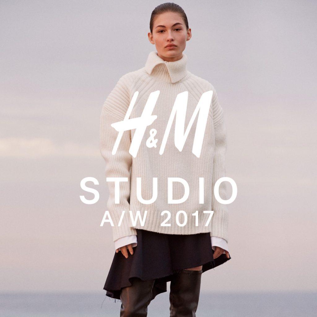 Minimalismo y cortes geométricos en la colección H&M Studio AW 2017 3