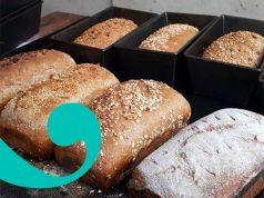 Taller de pan con masa madre