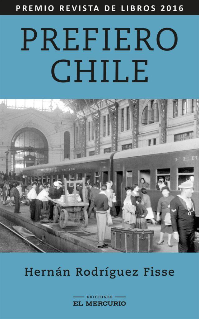 """""""Prefiero Chile"""", la memoria de un migrante con olor a presente 1"""