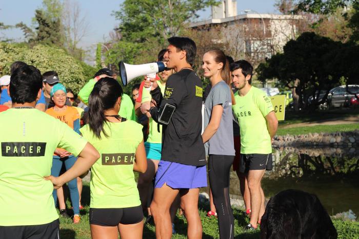 Entrevista a Gabi Dallagnol a un día del maratón de Buenos Aires 2