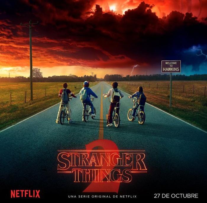 2da temporada de Stranger Things
