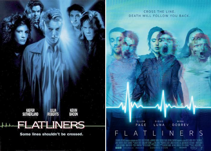 Flatliners, Línea Mortal: al límite 1