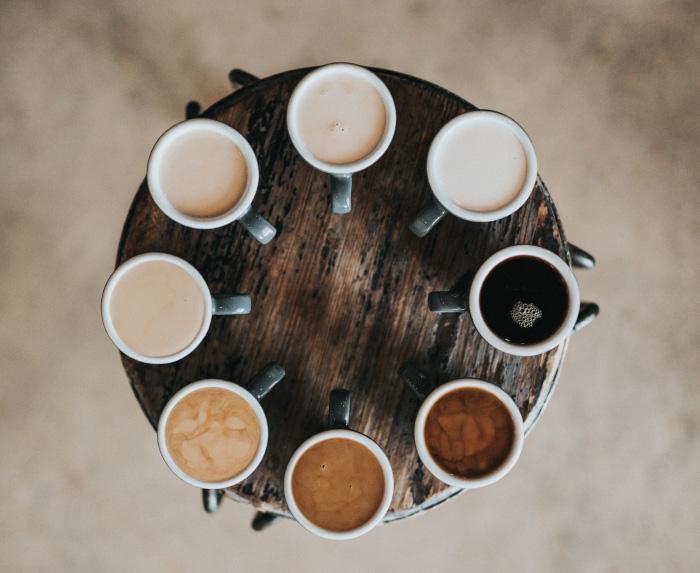 Conoce las diferentes formas de servir café 1