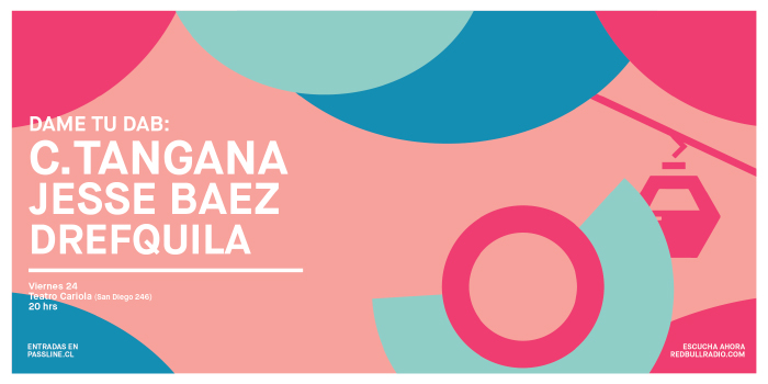 Sicodelia musical chilena en Red Bull Radio Pop Up Santiago 2