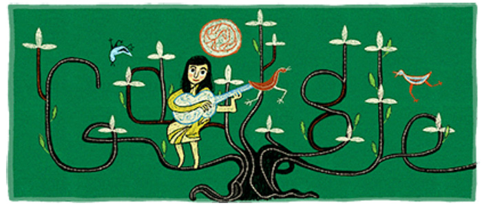 El mundo celebra los 100 años de Violeta Parra 1