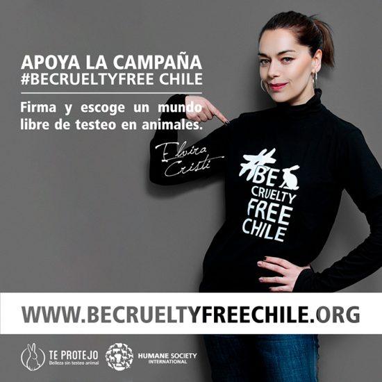 BeCrueltyFree, firma para terminar con el testeo en animales para cosmética 1