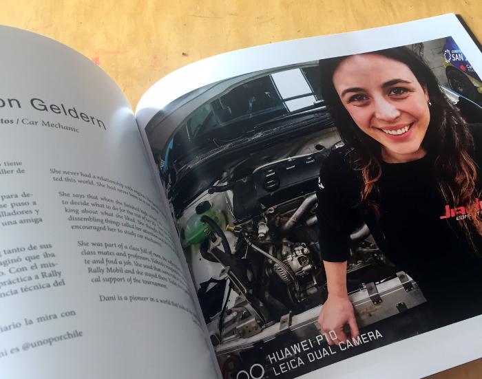 Participa por el libro Uno por Chile, retratos de Hoy que Construyen el Mañana 1