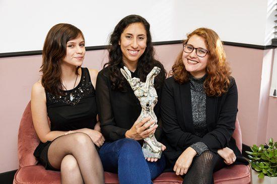 Entrevista: Camila Cortínez, directora ONG Te Protejo 1