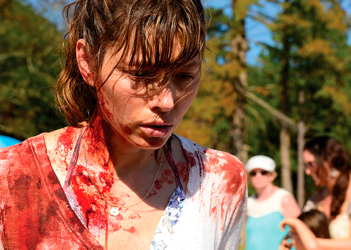 The Sinner: Jessica Biel en su mejor momento 1
