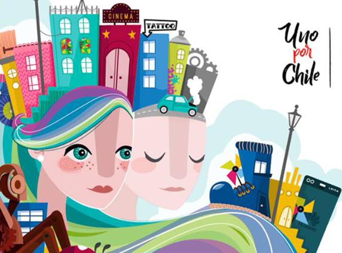 Participa por el libro Uno por Chile, retratos de Hoy que Construyen el Mañana 2