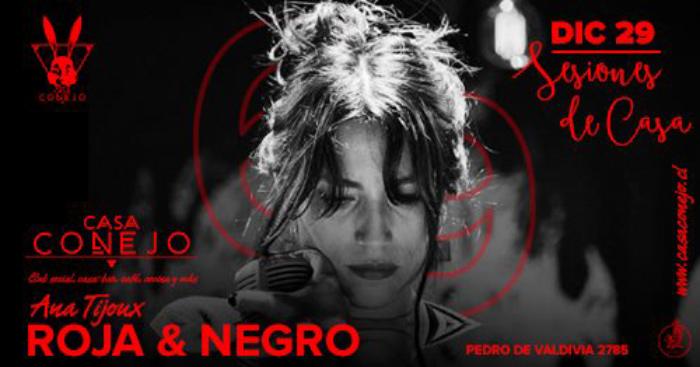 Roja & Negro