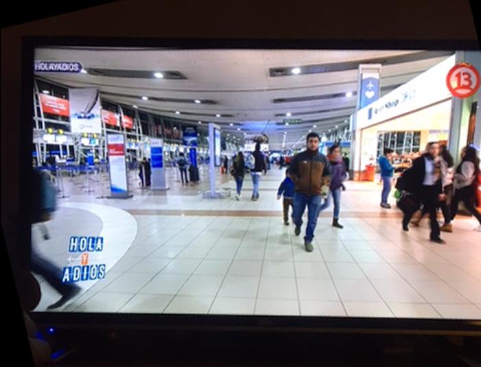 Hola y adiós, la entretenida serie sobre historias de aeropuerto de Monserrat Álvarez 1