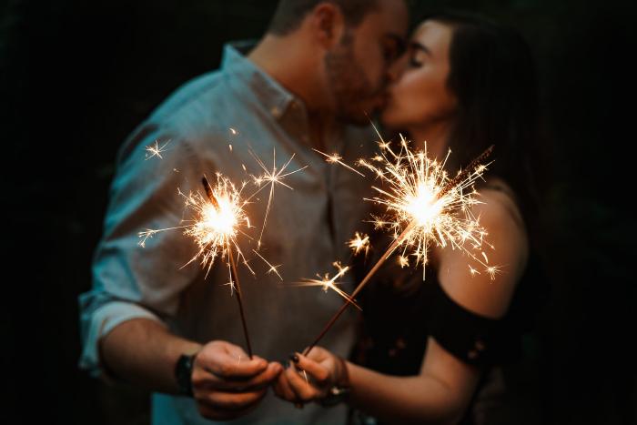 Pasar el año nuevo teniendo sexo 1