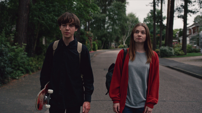 Amor, adolescencia y rebeldía en The end of the f***ing world, la nueva serie de Netflix 1