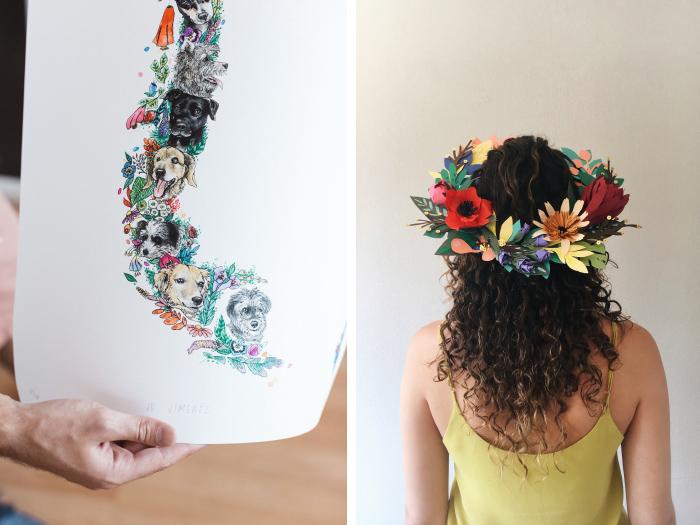 Entrevista: Las creaciones de Jo Jiménez, ilustradora y artista visual 1