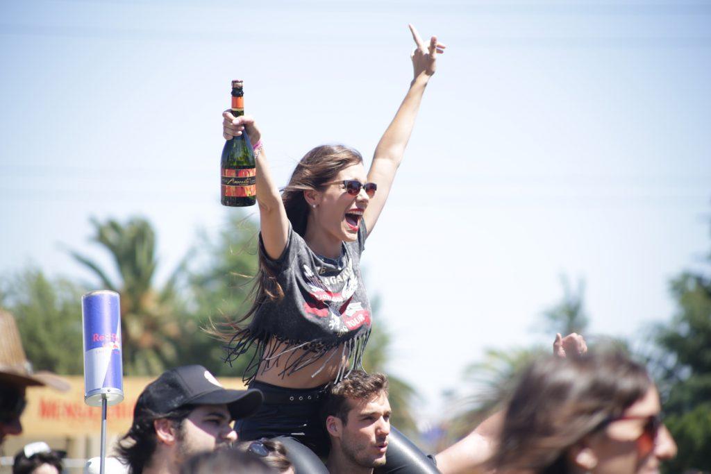 #ActitudAmaranta en tu look de festival 2