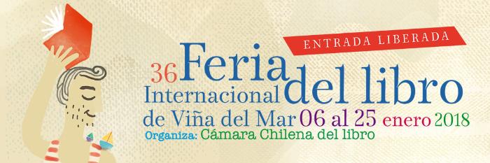 Ya partió la Feria Internacional del Libro de Viña del Mar 1