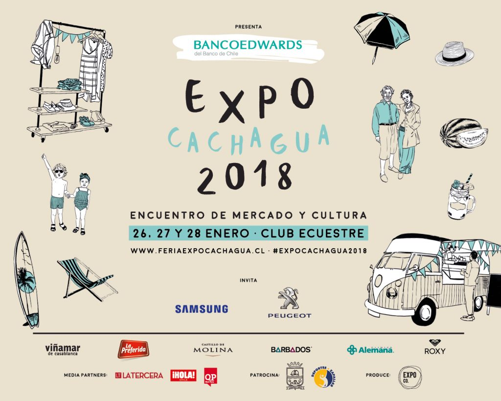 Gana entradas con Ripley Chile para la Feria Expo Cachagua 1