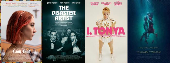 Mira el tráiler de cada película nominada a mejor película en los Globos de Oro #GoldenZancada 1