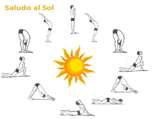 Yoga para comenzar el día: saludo al sol 1