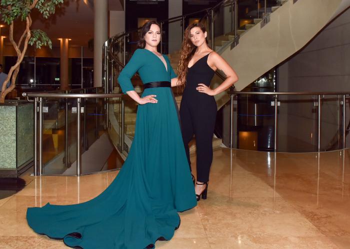 El vestido de Daniela Vega para la Gala de Viña 1
