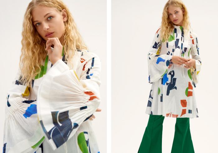 Dos visiones de Japón en la nueva colección H&M STUDIO 2018 1