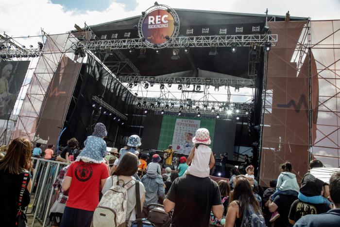 REC, Rock en Concepción 2018: la experiencia que queremos volver a repetir 1