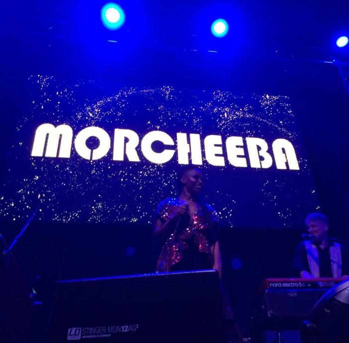 Morcheeba en Chile: una noche más que feliz 2