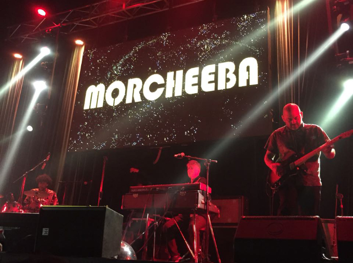 Morcheeba en Chile: una noche más que feliz 1