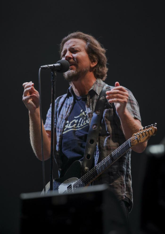 La elegancia de David Byrne, la genialidad de LCD Soundsystem y la emoción de Pearl Jam en la primera jornada de Lollapalooza Chile 2018 5