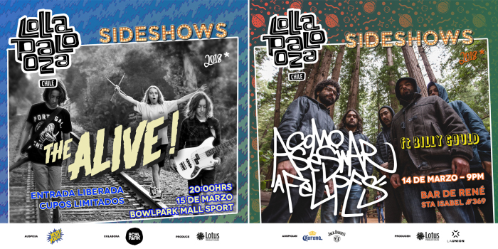 Aurora y los nuevos sideshows que se suman a Lollapalooza Chile 1