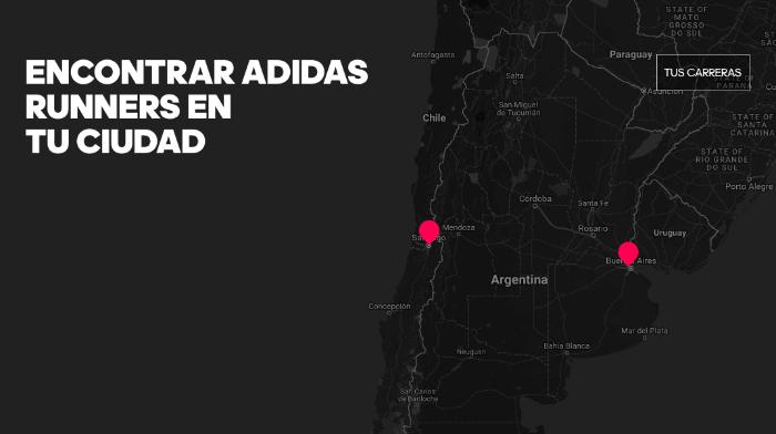 despensa neumonía calendario  Adidas Runners llega a Chile - Zancada