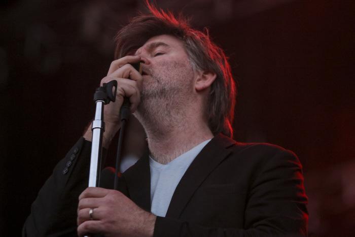 La elegancia de David Byrne, la genialidad de LCD Soundsystem y la emoción de Pearl Jam en la primera jornada de Lollapalooza Chile 2018 4