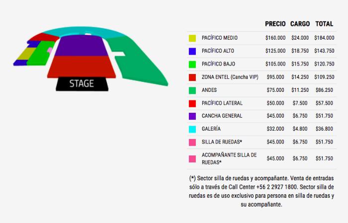 Depeche Mode vuelve a Chile con la gira Global Spirit 1