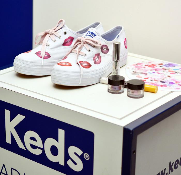 KEDS y ZANCADA celebran el mes de la mujer con el diseño de Melanie Tetzner 1