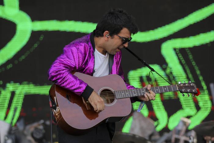 La elegancia de David Byrne, la genialidad de LCD Soundsystem y la emoción de Pearl Jam en la primera jornada de Lollapalooza Chile 2018 1