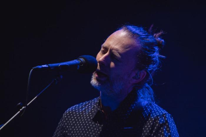El impecable regreso de Radiohead a Chile 3