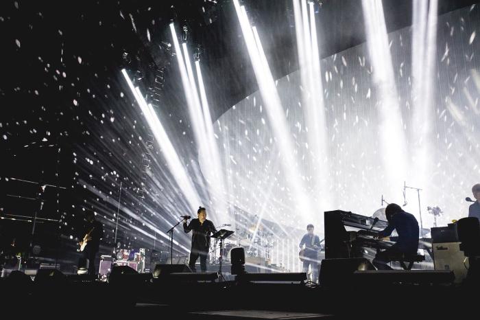 El impecable regreso de Radiohead a Chile 4