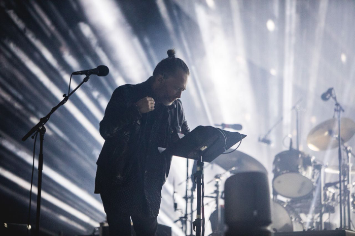 El impecable regreso de Radiohead a Chile 1