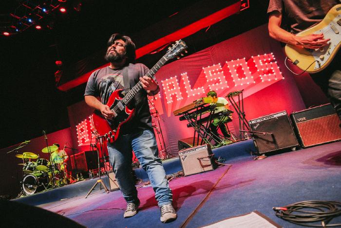 Entrevista a Héctor Muñoz, guitarrista de Las Chaquetas Amarillas 1
