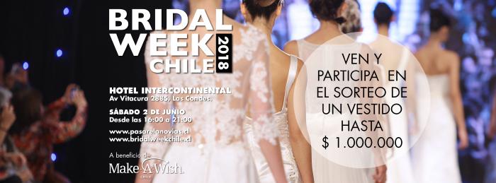 Todo para las novias en Bridal Week 2018 (+ concurso!) 2
