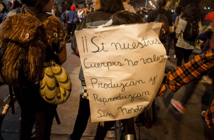 La motivación frente a las protestas feministas 7